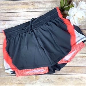 Champion Duo Dry Elastic Waist Workout Shorts L/G
